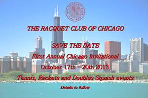 * Save the Date For Chicago!