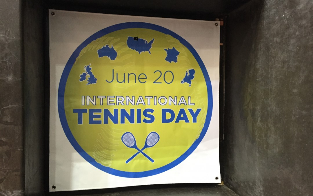 International Tennis Day Photo Gallery