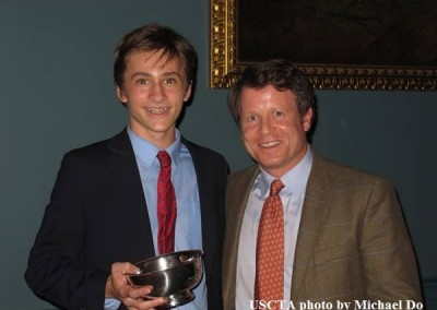 2015 USCTA Annual Dinner Honors Tennis Greats