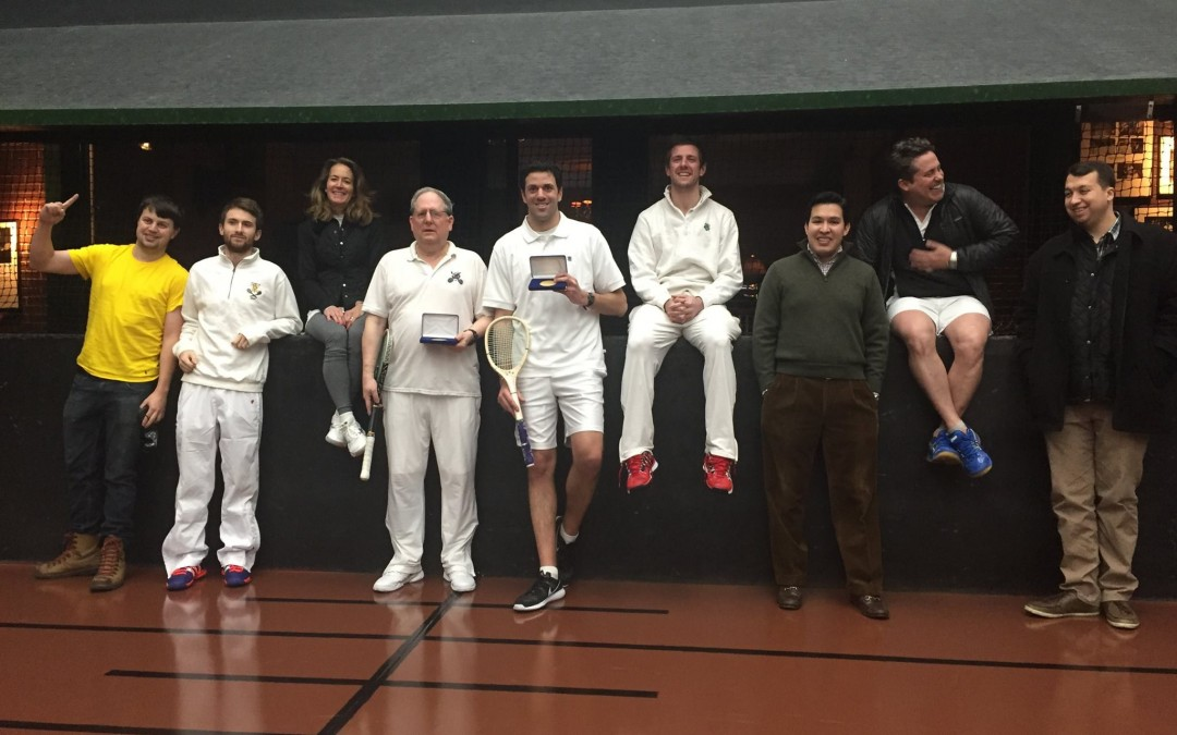 2016 Hickey Cup Results