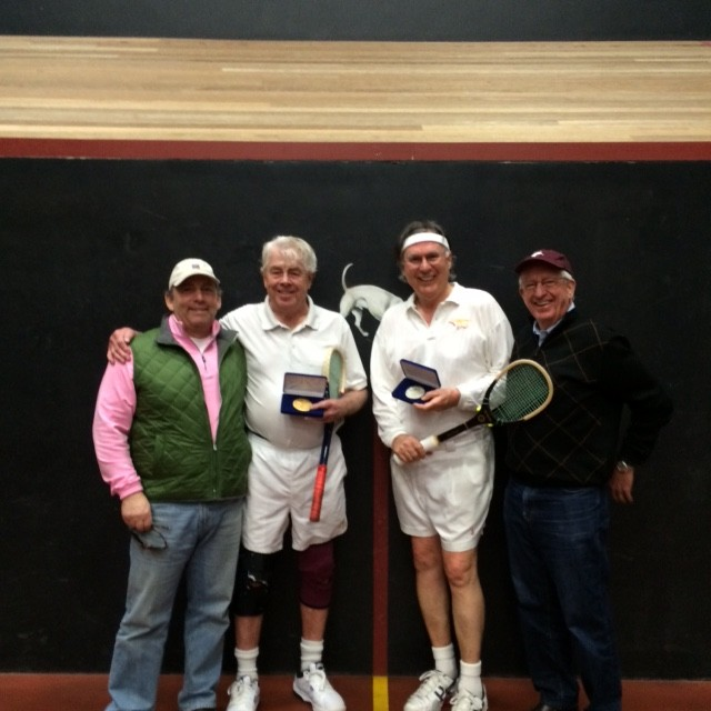 U.S. 70s – Chicago: Walsh wins Singles
