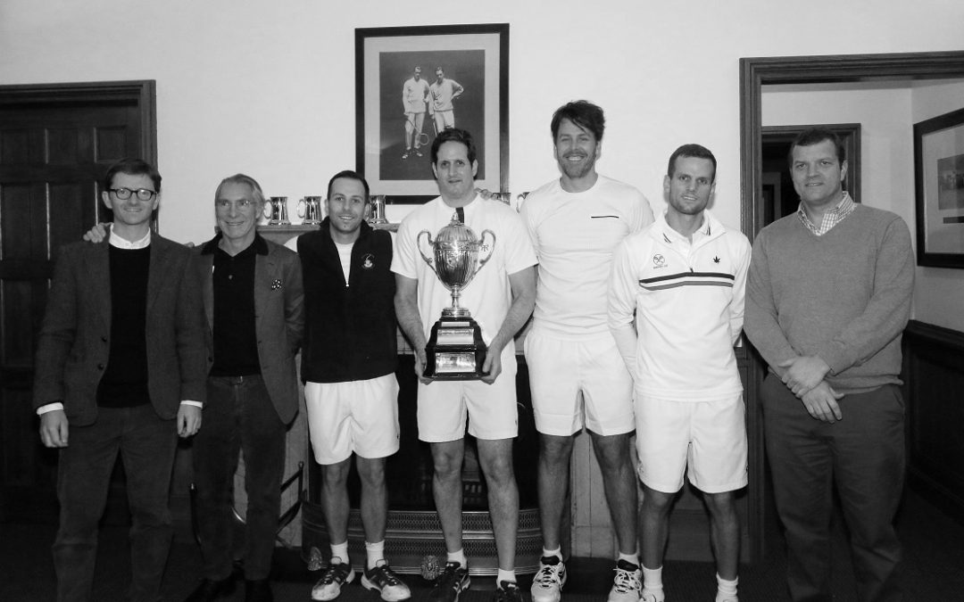 2016 Payne Whitney Memorial Intercity Doubles