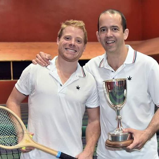 Riviere & Chisholm Wage Comeback to Win the World Doubles