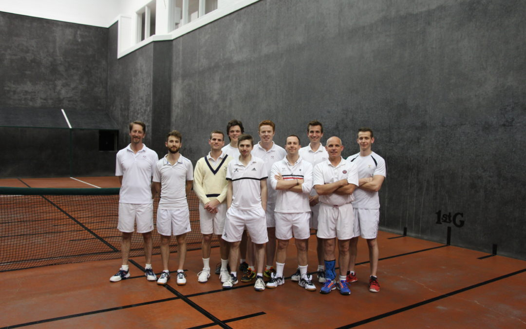Tanfield Takes the Spring Invitational Title
