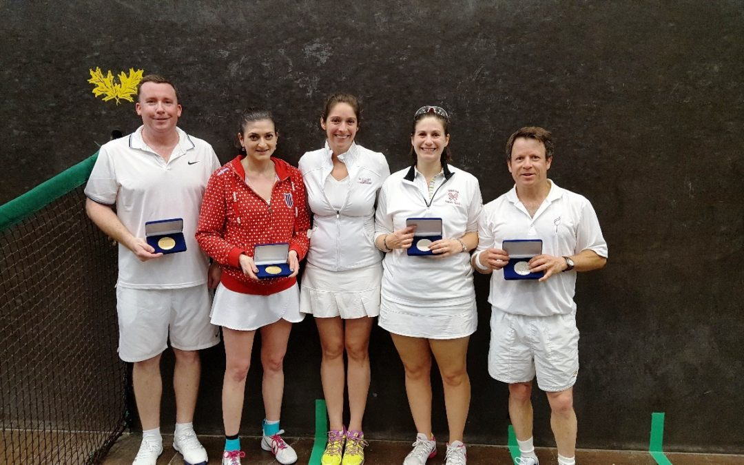 2017 U.S. Mixed Doubles Results