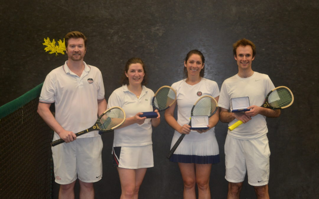2018 U.S. Mixed Doubles