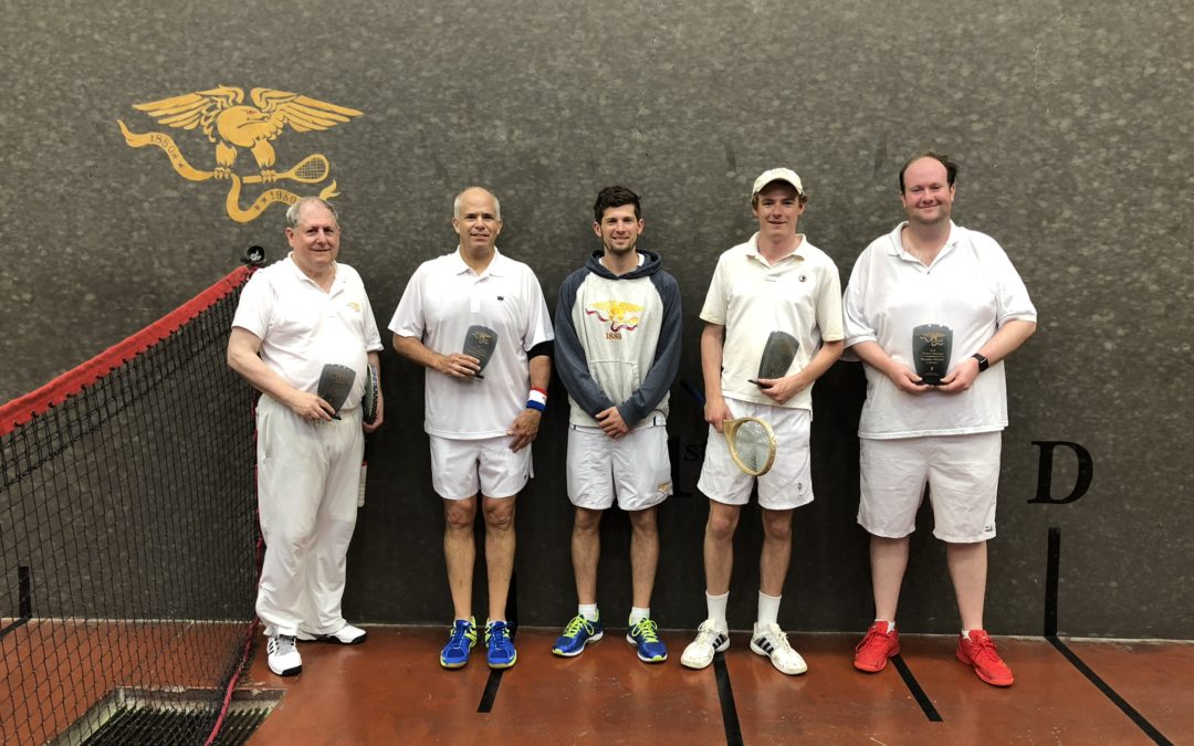 2018 Newport Handicap Doubles